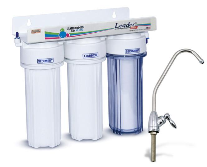 Фильтр для очистки воды Leaderfilter MF