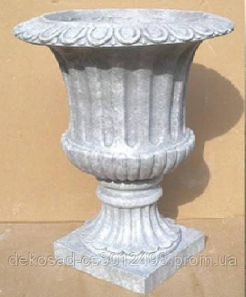 Outdoor-Vase im französischem Stil