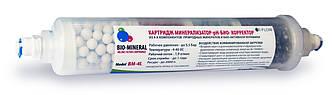 Фільтр мінералізатор -рН-біо-коректор IN-LINE BM-4L
