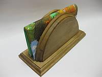 Салфетница из дерева, фото 1