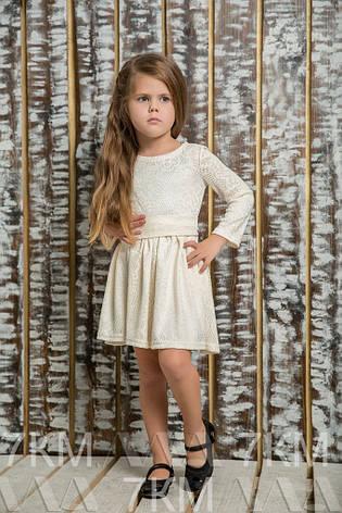 Детское платье джаккард , фото 2