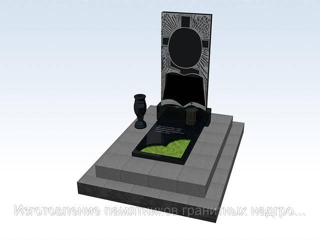 Гранитный памятник, памятники надгробия в Симферополе заказать
