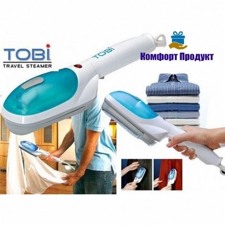 Ручной отпариватель для одежды Tobi Steam Brush паровой утюг -  Интернет-магазин