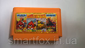 KT 8478 (4 in 1) ANGRY BIRD 1,2,3 + SPIDERMAN