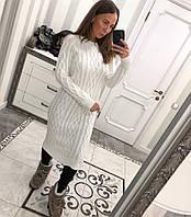 f72cd75b413f Белое вязаное платье в Украине. Сравнить цены, купить ...