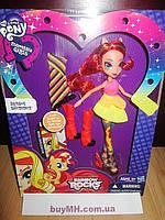 Кукла My Little Pony Equestria Girls Sunset Shimmer Doll Сансет Шиммер