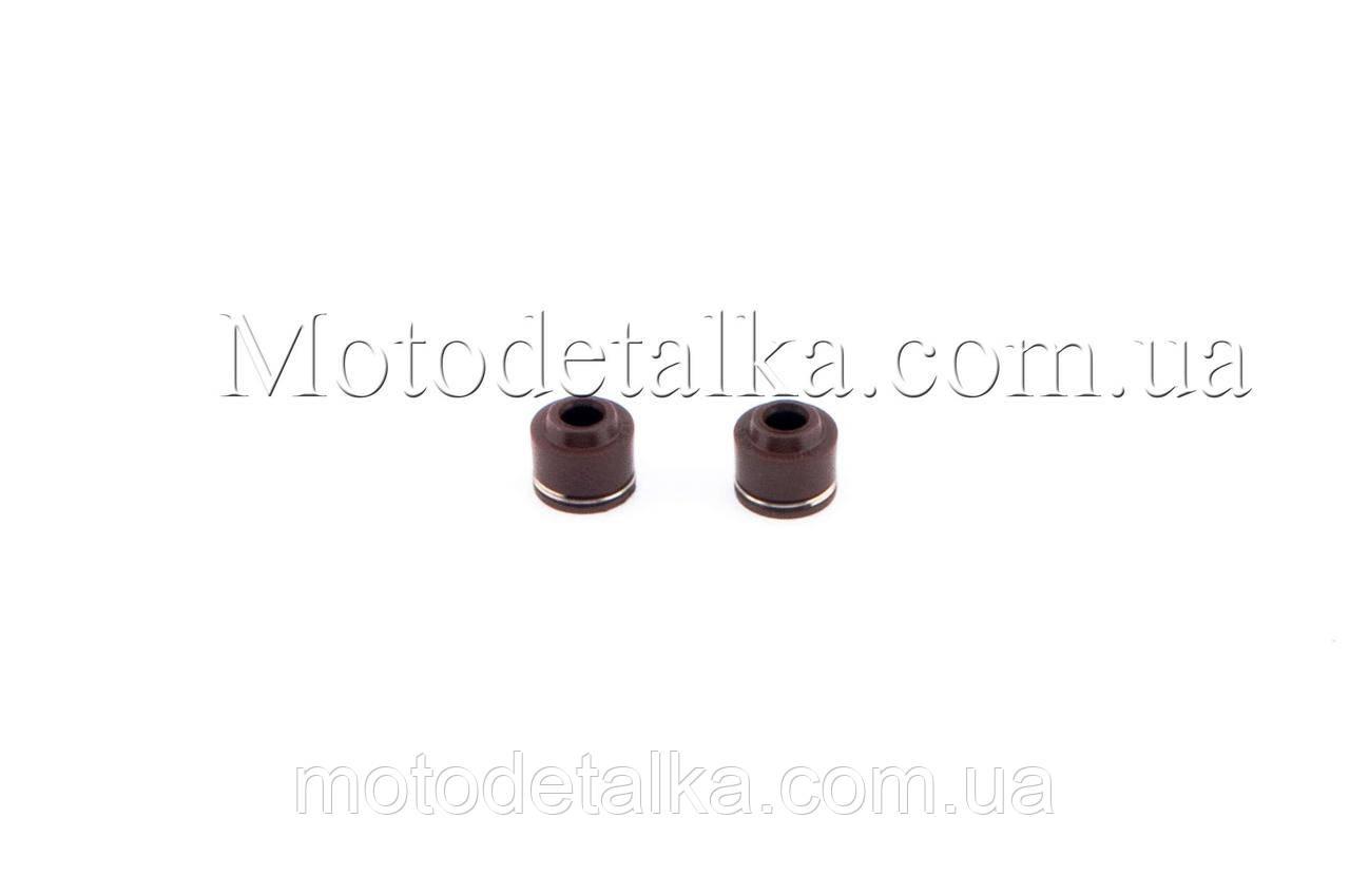 Сальники клапанов (пара) Honda DIO AF-56