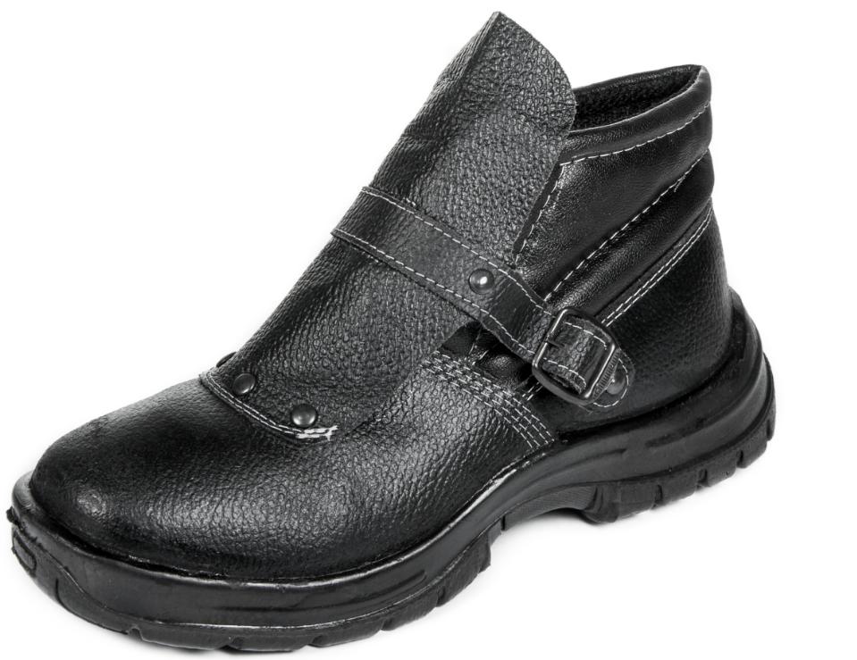 """Ботинки сварщика """"Профи"""" кожаные на литой подошве"""