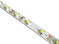 Гибкая самоклеющаяся светодиодная лента PLCC 3528, 60шт. на 1м., 12V, 4.8W на 1м