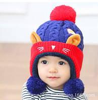 Шапка детская осень зима шапка дитяча осінь зима 7b734e43863b8