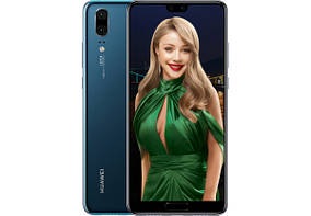 Huawei P20 Midnight Blue 4/128Gb , фото 2