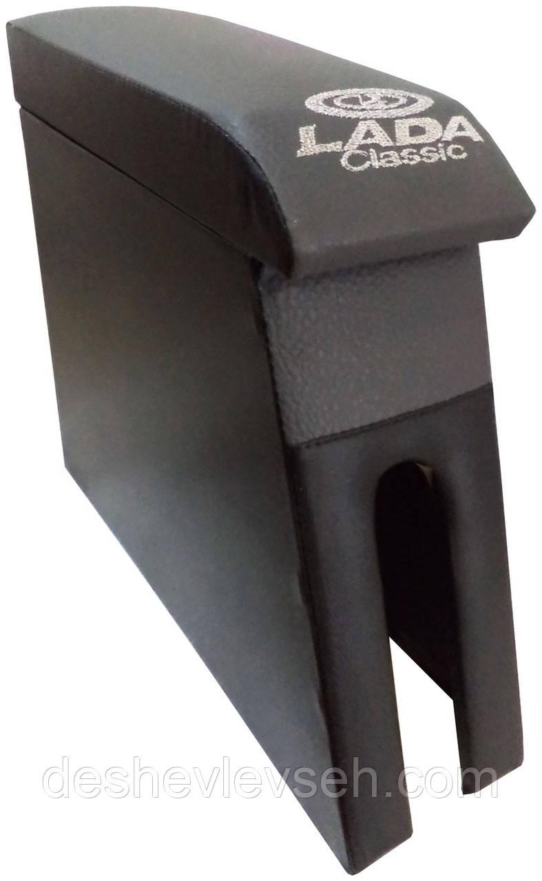Подлокотник ВАЗ-2106 серый, (Б.Ц. Автокомфорт)