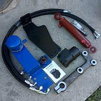 Комплект переоборудование рулевого управления ЮМЗ-6 (на насос дозатор) Малая кабина (Болгарский)