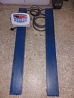 Весы балочные стержневые электронные