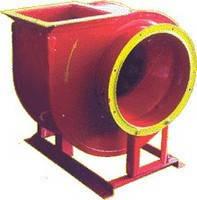 Вентилятор ВЦ 4-75 №6,3 (ВР 88-72-6,3), двигатель 1,5 кВт/1000 об/мин.