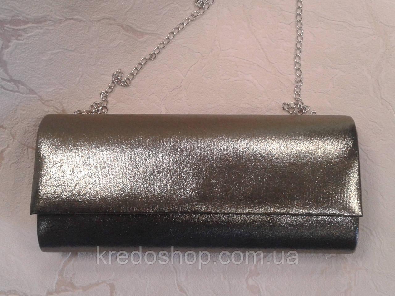8a3316997ec5 Клатч вечерний женский серо-серебристый,красивый(Турция) - Интернет-магазин  сумок