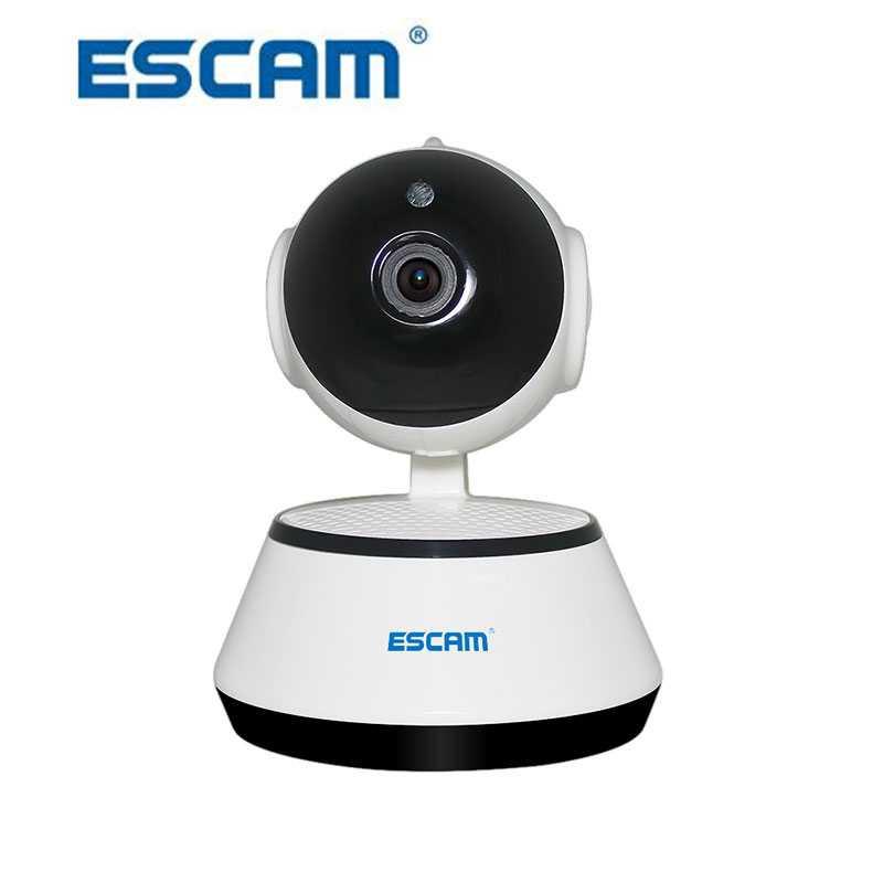 Охранная WiFi IP камера ESCAM G10 720P.  iCSee