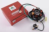 Статор генератора Honda DIO (5+1 катушек) JIANXING