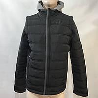 Куртка-жилетка мужская в стиле Under Armour /  р. м последний размер