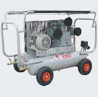 Компрессор передвижной с автономным приводом Aircast СБ4/С-90.W95/6.SPE390E Remeza Беларусь, фото 1