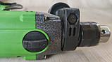 Набір комплект електроінструменту PROCRAFT Мережевий шуруповерт, Болгарка 125, Дриль ударний., фото 6