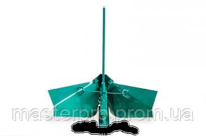 Окучник регулируемый «Стрела — 2»(EXPERT) с регулируемой пяткой, фото 3