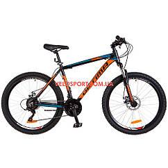 Горный велосипед Optimabikes Motion DD 26 дюймов