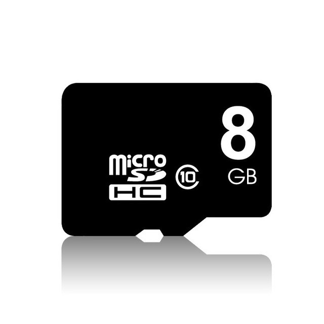 Карта памяти Micro SD 8 гб (8Gb) class 10 (10 класс)