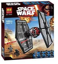 Конструктор Bela 10465 Star Wars Истребитель особых войск-Первого Ордена 548 дет
