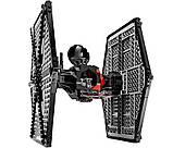 Конструктор Bela 10465 Star Wars Винищувач особливих військ-Першого Ордена 548 дет, фото 6