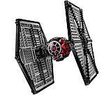 Конструктор Bela 10465 Star Wars Винищувач особливих військ-Першого Ордена 548 дет, фото 3