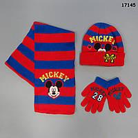 Набор Mickey Mouse для мальчика. 48-54 см, фото 1