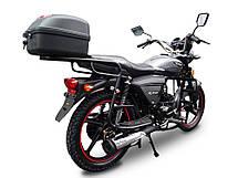 Мотоцикл HORNET Alpha (LUX) 125куб.см, мокрый асфальт, фото 3