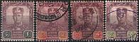 Straits Settlements - Johore - 1904-1908