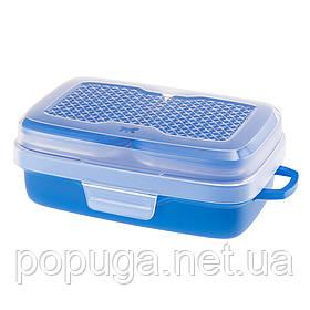 Набор контейнеров для транспортировки еды PET RISTO