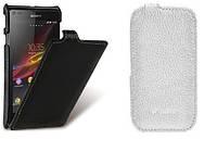 Чехол для Sony Xperia L S36h C2105 - Melkco Jacka