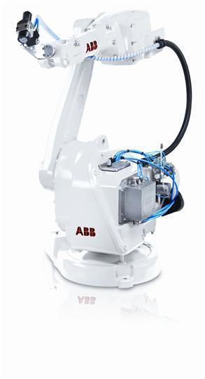 Компактный покрасочный робот ABB IRB52