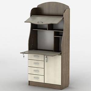 Компьютерный стол-бюро классик  Идеальный