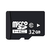 Карта памяти Micro SD 32 гб (32Gb) class 10 (10 класс)
