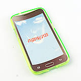 Чехол Utty Regular TPU для телефона Samsung J1 (2016) J120, фото 2