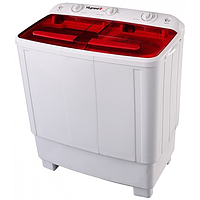 Пральна машина 7.0 кг с центрифугой, помпа ViLgrand V711-2CC_red