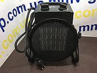Тепловая электрическая пушка Crown 3 кВт керамика, фото 1