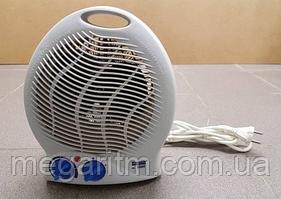 Тепловентилятор HKL 2000, 2 режима (1000/2000 Вт), термостат