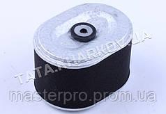 Фильтрующий элемент воздушного фильтра бумажный L-100mm B-73mm H-64mm - 168F