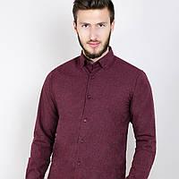 Мужская рубашка красная , фото 1