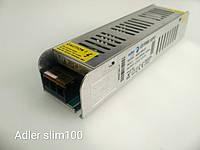 Источник питания  для светодиодной ленты ADLER SLIM-100-24