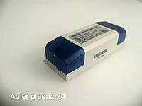 Блок питания  для светодиодной ленты ADM-PLASTIK-24-12 IP 20