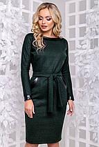 Женское ангоровое платье с люрексом (2894-2905-2904-2903-2902 svt), фото 3