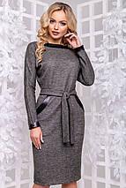Женское ангоровое платье с люрексом (2894-2905-2904-2903-2902 svt), фото 2