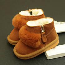 Детская зимняя обувь для девочек, фото 3